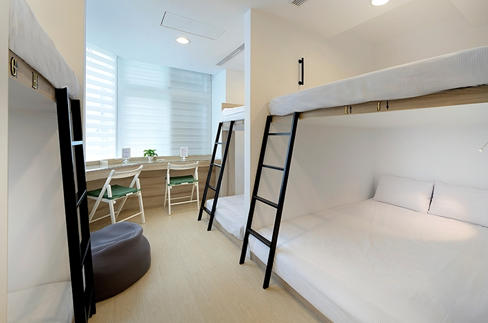 Single Bed in Female Dormitory